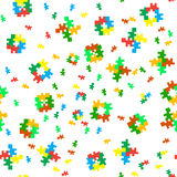 Nahtlose eight-bit Farbenbeschaffenheit Lizenzfreies Stockfoto