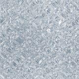 Nahtlose Eisbeschaffenheit Lizenzfreie Stockbilder