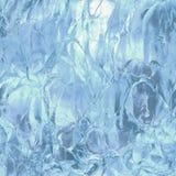 Nahtlose Eisbeschaffenheit, abstrakter Winterhintergrund Lizenzfreie Stockfotografie