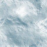 Nahtlose Eisbeschaffenheit, Winterhintergrund Stockbild