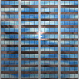 Nahtlose Fenster Lizenzfreies Stockfoto