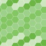 Nahtlose Fliese mit Hexagonen Lizenzfreie Stockbilder