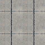 Nahtlose Fotobeschaffenheit von alten quadratischen Steinblöcken lizenzfreie stockfotografie