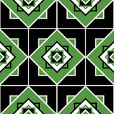Nahtlose geometrische Musterbeschaffenheit stock abbildung