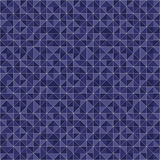 Nahtlose geometrische Musternacht lizenzfreie stockbilder