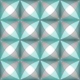 Nahtlose geometrische Sternlinie einzigartiges Design lizenzfreie abbildung