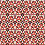 Nahtlose geometrische Verzierung Lizenzfreie Stockbilder