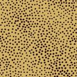 Nahtlose Gepard-Haut Lizenzfreie Stockbilder