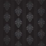 Nahtlose gotische Tapete lizenzfreie abbildung