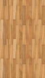 Nahtlose hölzerne Fußbodenbeschaffenheit Stockfoto