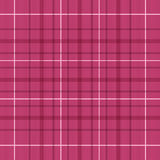 Nahtlose Himbeere-rotes Plaid-Muster Stockfoto
