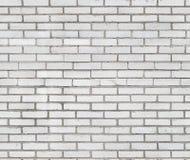 Nahtlose Hintergrund-Backsteinmauer Stockfotos