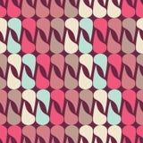 Nahtlose Hintergrundtapete des abstrakten Vektors Lizenzfreies Stockbild