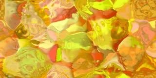 Nahtlose horizontale Beschaffenheit mit Zusammenfassung färbte Farbe in den großen bunten Anschlägen Lizenzfreie Stockfotografie