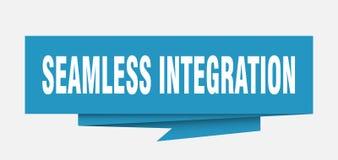 nahtlose Integration stock abbildung