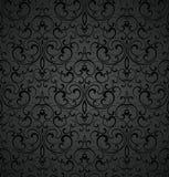 Nahtlose königliche dekorative Tapete Lizenzfreie Stockbilder