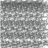 Nahtlose kalligraphische Tapete Lizenzfreie Stockbilder