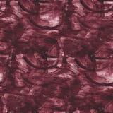 Nahtlose Kubismuszusammenfassung Browns, Kunst Picasso Lizenzfreies Stockfoto