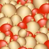 Nahtlose Luftblasen Stock Abbildung