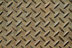Nahtlose Metallbeschaffenheit lizenzfreie abbildung