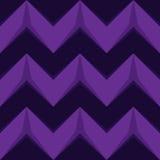 Nahtlose Muster des Veilchenuniversalvektors, deckend mit Ziegeln Geometrische Verzierungen Lizenzfreies Stockbild