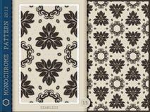 Nahtlose Muster-einfarbige 15 Stockbilder