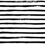 Nahtlose Muster Linien und Bürsten-Anschläge vektor abbildung