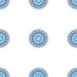 Nahtlose Muster mit Gewebebeschaffenheit Stockfoto