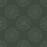 Nahtlose Muster mit Gewebebeschaffenheit Lizenzfreie Stockfotos