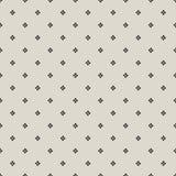 Nahtlose Muster-Vektor-Hintergrund-Fliesen-oder Gewebe-Surfer-Hemd-Beschaffenheit mit Quadrat vektor abbildung