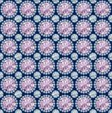 Nahtlose Muster-/vektortapete des Diamanten Lizenzfreies Stockfoto