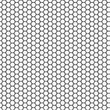 Nahtlose Musterbienenwabe Lizenzfreie Stockfotografie