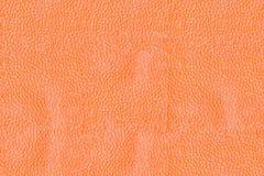 Nahtlose orange Beschaffenheit einer Serviette Stockfotos