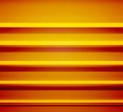 Nahtlose orange Zeilen Muster Lizenzfreies Stockbild