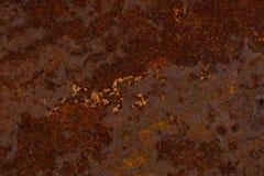 Nahtlose Rost-Beschaffenheit als verrosteter Metallhintergrund Abstraktes backg stockfotos