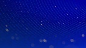 Nahtlose Schleife von Blinklichtern vektor abbildung