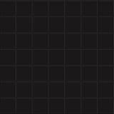 Nahtlose schwarze Fliesen des Vektors Lizenzfreie Stockbilder