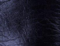 Nahtlose schwarze lederne Beschaffenheit lizenzfreies stockbild