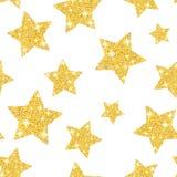 Nahtlose Sterne Lizenzfreie Stockfotografie