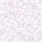 Nahtlose Tapete vektor abbildung