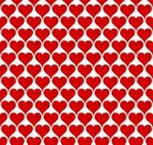 Nahtlose Tapete der Valentinsgrußinneren vektor abbildung