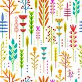 Nahtlose Tapete mit der Farbe, hell, vertikal Lizenzfreies Stockfoto