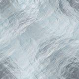Nahtlose tileable Eisbeschaffenheit Gefrorenes Wasser Stockfotos
