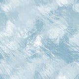 Nahtlose tileable Eisbeschaffenheit Gefrorenes Wasser Lizenzfreie Stockfotos