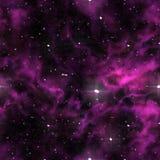 Nahtlose Universumbeschaffenheit Lizenzfreie Stockfotos