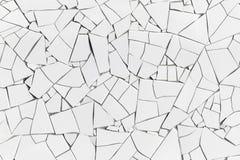 Nahtlose wei?e Mosaikbeschaffenheit stockbild