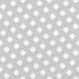 Nahtlose weiße Wand mit Diamantmusterbeschaffenheit vektor abbildung