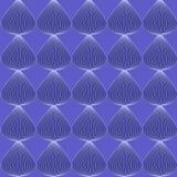 Nahtlose Zeile Muster. Stockfoto
