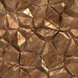 Nahtlose Zusammenfassung erzeugte Steinkristalloberfläche Lizenzfreies Stockfoto