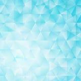 Nahtloser abstrakter eisiger Hintergrund Lizenzfreies Stockfoto